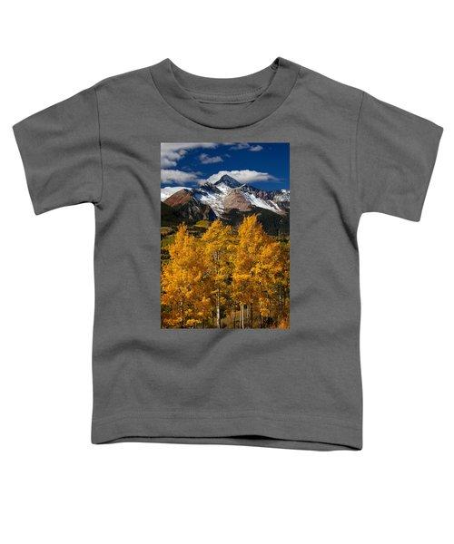 Mountainous Wonders Toddler T-Shirt