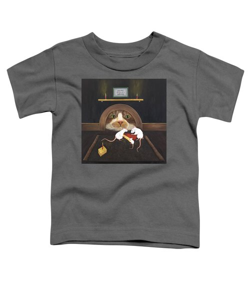 Mouse House Toddler T-Shirt