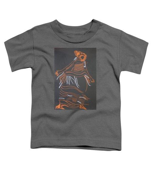 Muganda Lady - Uganda Toddler T-Shirt