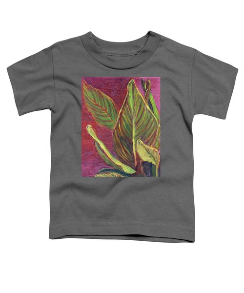 Multicolor Leaves Toddler T-Shirt