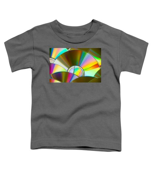 Music For The Eyes Toddler T-Shirt