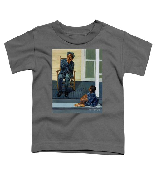 Music Lesson Number 1 Toddler T-Shirt