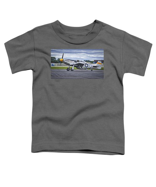 Mustang P51 Toddler T-Shirt
