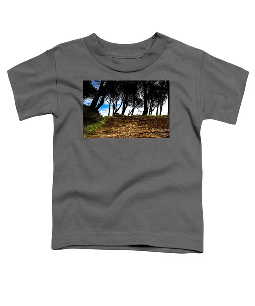 Mystery Of The Forest Toddler T-Shirt