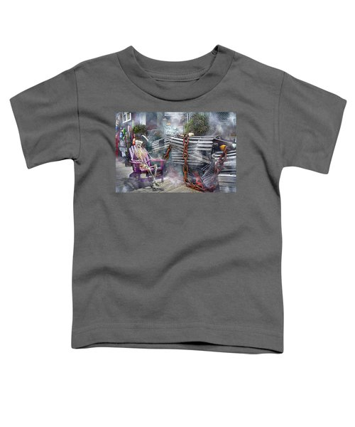 Mystic Misty Morning Toddler T-Shirt