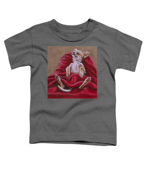 Nap Hard Toddler T-Shirt