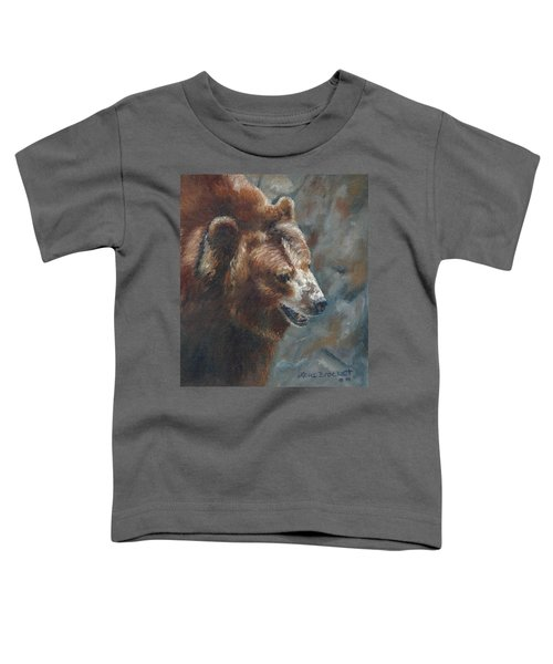 Nate - The Bear Toddler T-Shirt