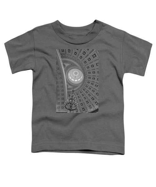 National Statuary Rotunda Bw Toddler T-Shirt