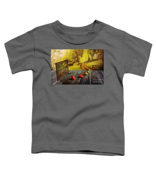 Nature Exhibition Toddler T-Shirt