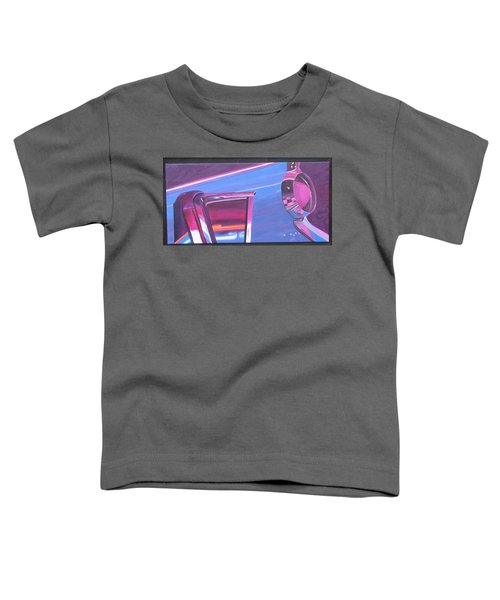 Neon Reflections IIi Toddler T-Shirt