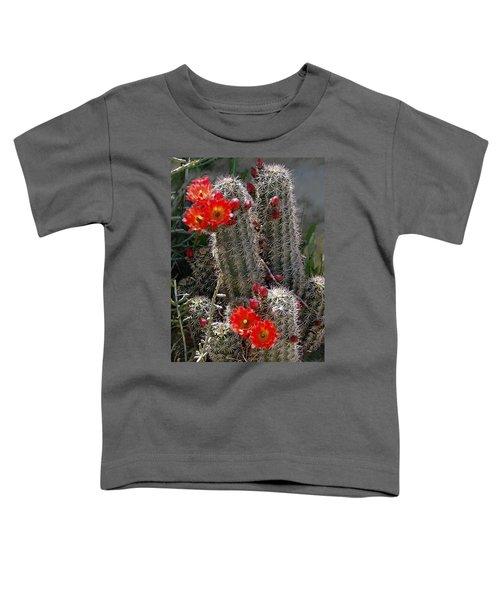 New Mexico Cactus Toddler T-Shirt
