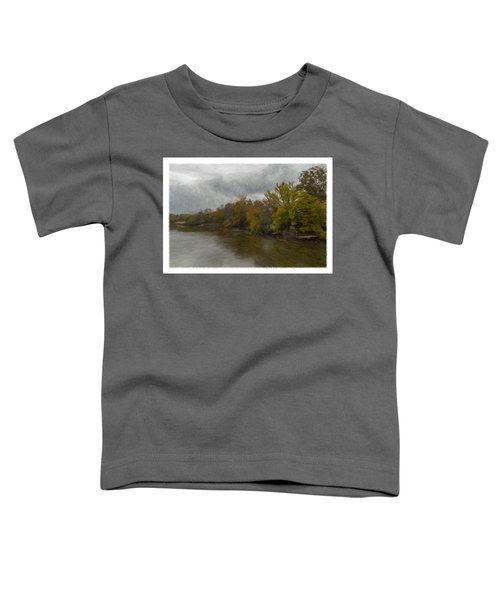 New Milford By Water Side Toddler T-Shirt