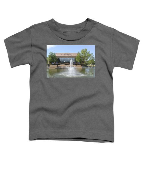 Mahalia Jackson Theater 29 Toddler T-Shirt