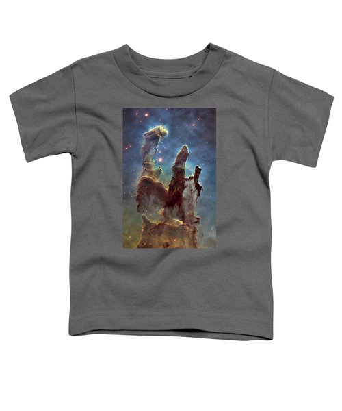 New Pillars Of Creation Hd Tall Toddler T-Shirt