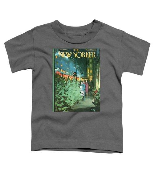 New Yorker December 14th, 1963 Toddler T-Shirt