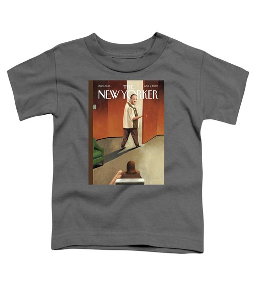New Yorker June 4th, 2007 Toddler T-Shirt