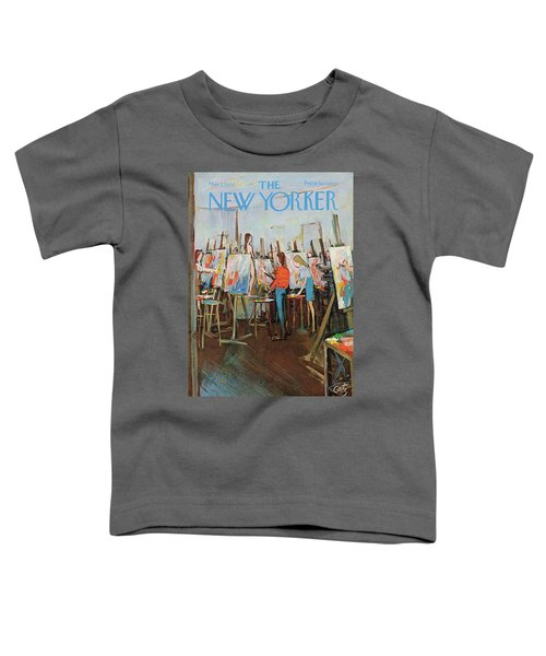 New Yorker May 2nd, 1970 Toddler T-Shirt