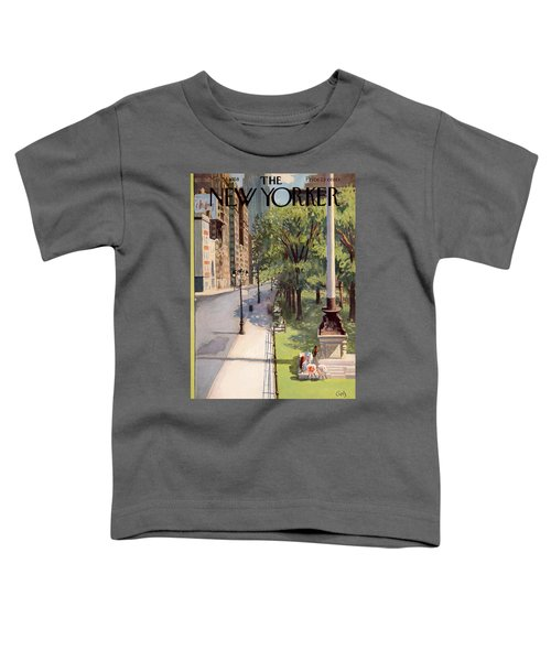 New Yorker May 31st, 1958 Toddler T-Shirt