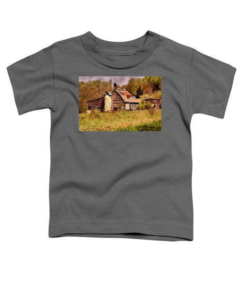 Newton Township Barn Toddler T-Shirt