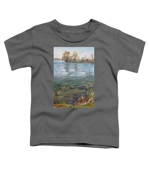 Niagara River Spring 2013 Toddler T-Shirt
