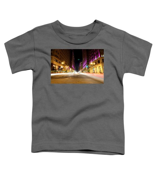 Night Life Toddler T-Shirt