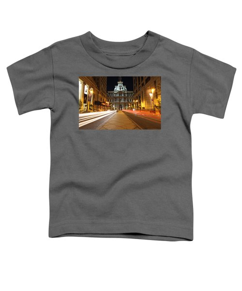 Night Lights Toddler T-Shirt