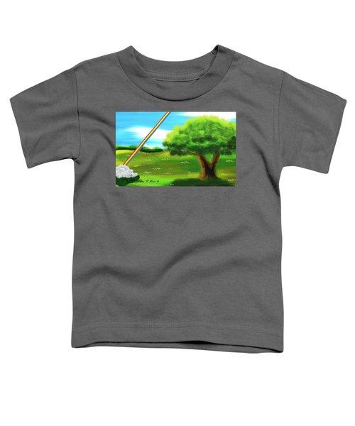 No More Rain Toddler T-Shirt