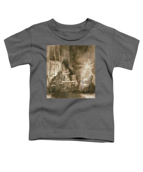 No.2139 Supper At Emmaus, C.1648-9 Toddler T-Shirt