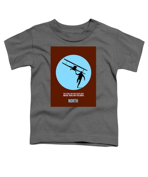 North By Northwest Poster 2 Toddler T-Shirt