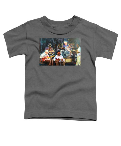 Nyc Blues Toddler T-Shirt