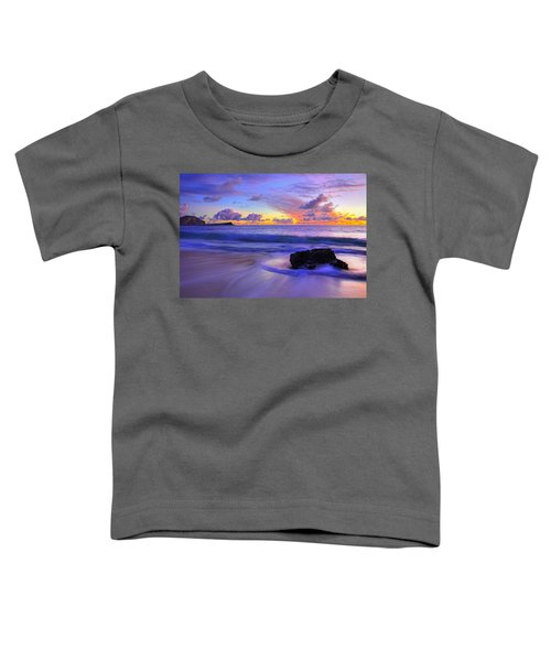 Oahu Sunrise Toddler T-Shirt