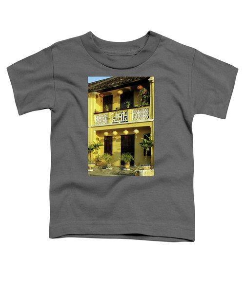 Ochre Building 01 Toddler T-Shirt