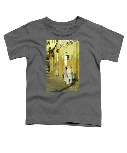 Ochre Wall 02 Toddler T-Shirt