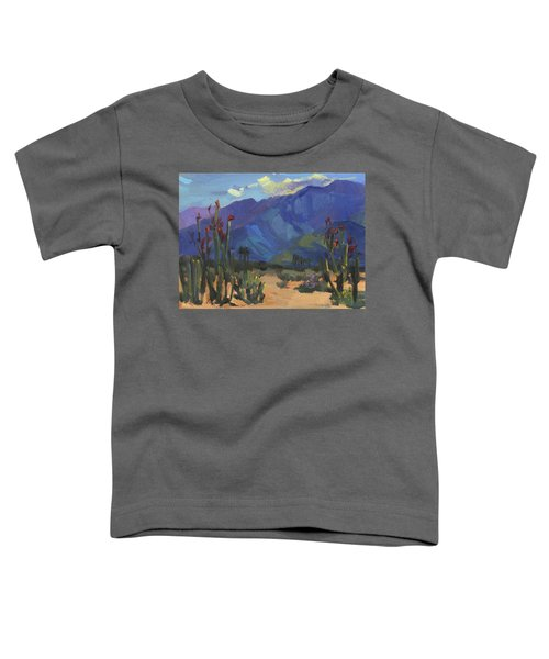 Ocotillos At Smoke Tree Ranch Toddler T-Shirt