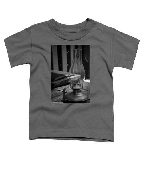 Oil Lamp Toddler T-Shirt