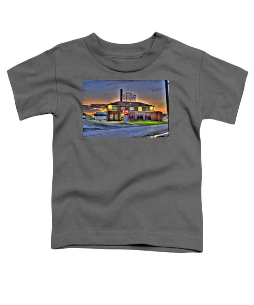 Old Coca Cola Bottling Plant Toddler T-Shirt