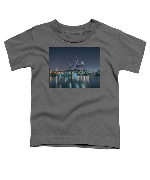 Old Iron Sides Toddler T-Shirt