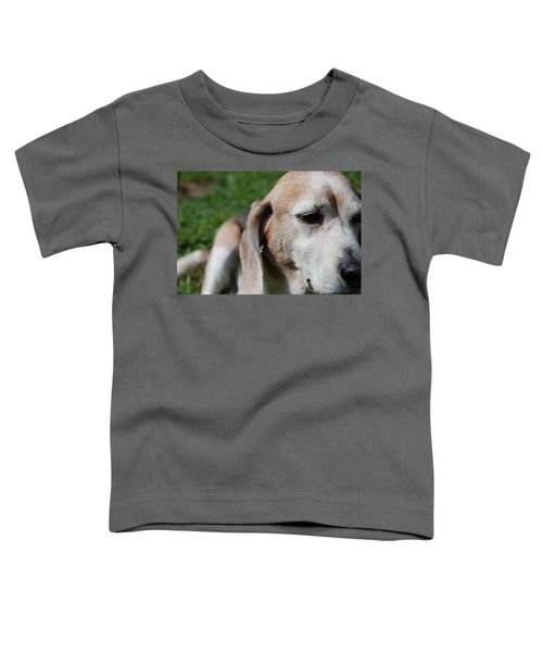 Old Is Beautiful Toddler T-Shirt