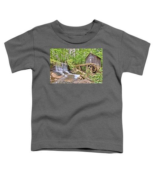 Old Lefler Grist Mill Toddler T-Shirt
