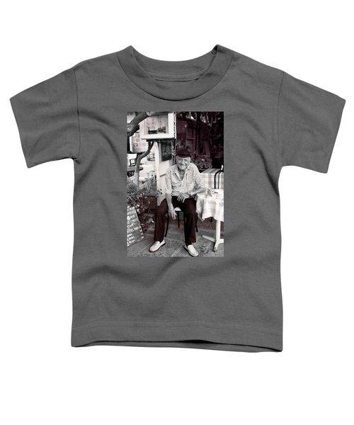 Old Man Of Old Town Toddler T-Shirt