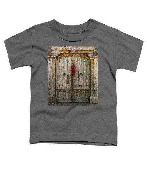 Old Ristra Door Toddler T-Shirt