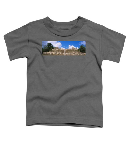 Old Ruins Of A Temple, El Caracol, Cayo Toddler T-Shirt