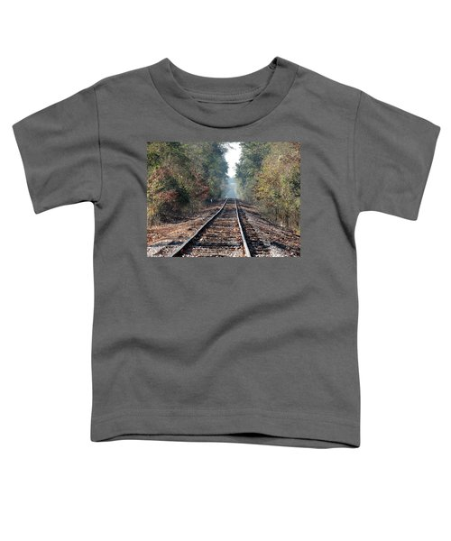 Old Southern Tracks Toddler T-Shirt