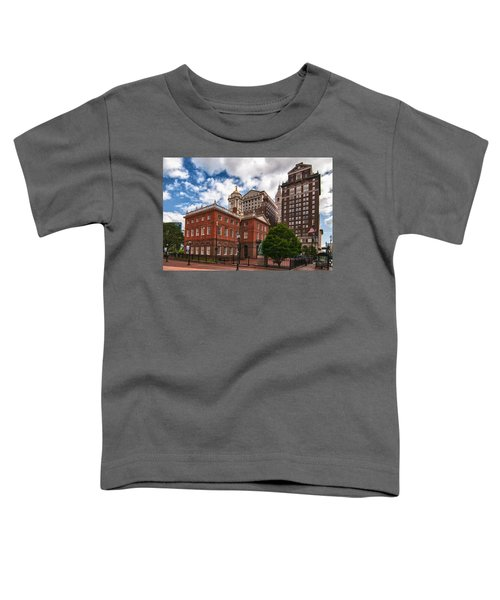 Old State House Toddler T-Shirt