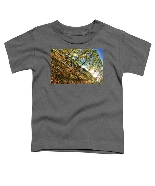 Old Wagon Toddler T-Shirt