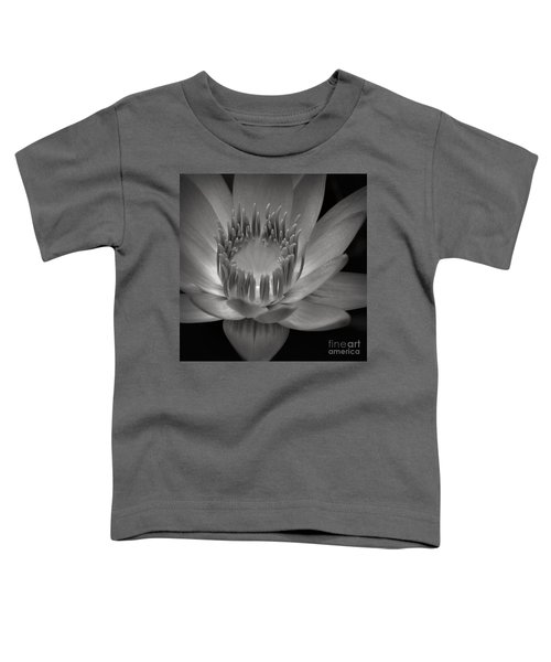 Om Mani Padme Hum Hail To The Jewel In The Lotus Toddler T-Shirt by Sharon Mau