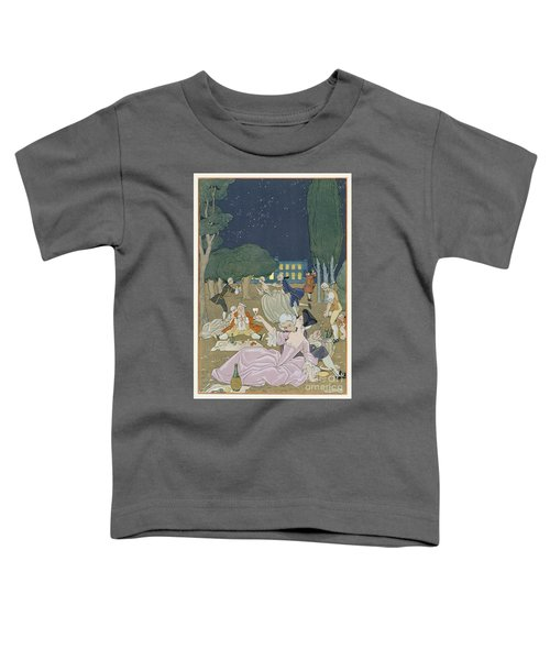 On The Lawn Toddler T-Shirt