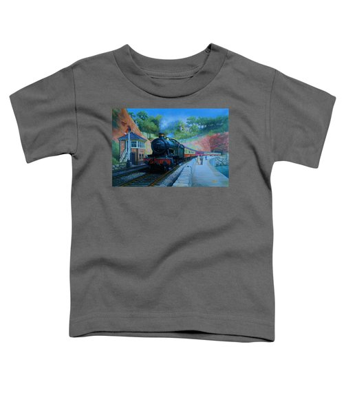 On The Sea Wall. Toddler T-Shirt