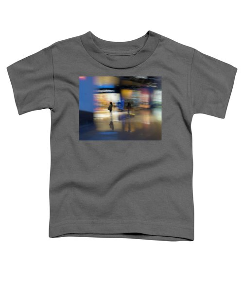 Toddler T-Shirt featuring the photograph On The Threshold by Alex Lapidus