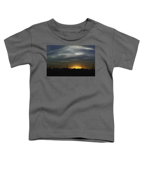 Once Upon A Time In Mexico Toddler T-Shirt by Lynn Geoffroy